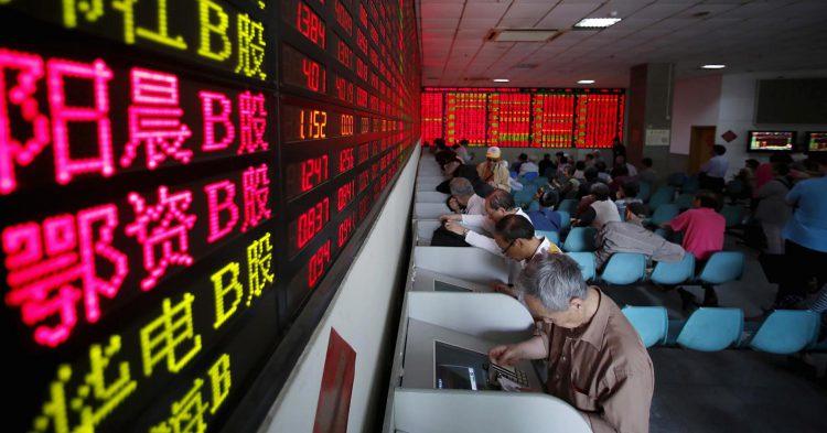 китайска борса