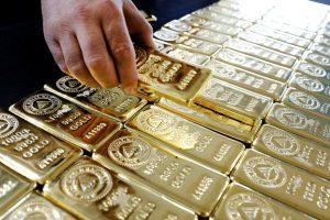 Златна защита срещу пазарни сътресения