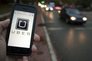 Uber на борсата