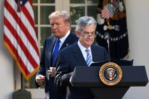 Действията на Федералния резерв не спасяват само акциите